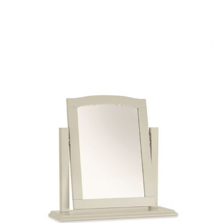 Ashby Cotton Painted Vanity Mirror